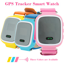 Smart Kids Safe GPS Watch Wristwatch SOS Call Monitor Location Finder Locator for Child Anti Lost Monitor Baby GSM GPS Locator