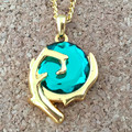 Freeshipping 20pcs a lot The Legend of Zelda necklaces DSJPP02