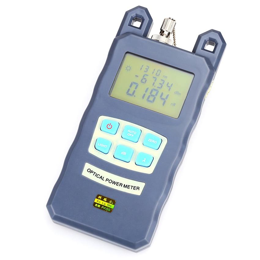 KELUSHI 2 1 FTTH 섬유 도구 키트 섬유 광 파워 미터 + 10 - 통신 장비 - 사진 3