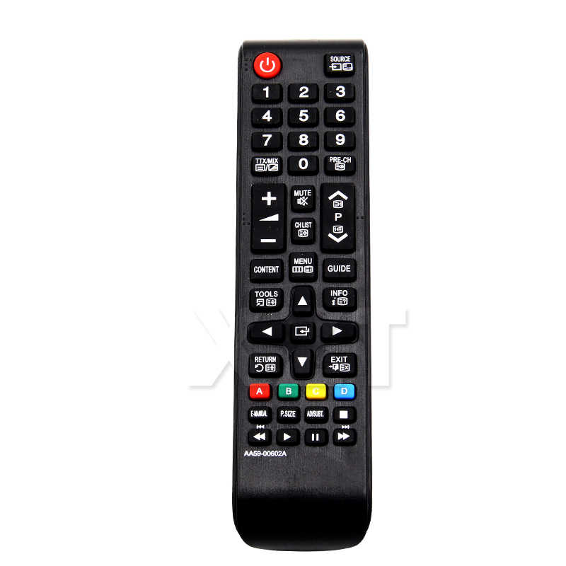 For Samsung TV Remote Control AA59-00602A AA59-00666A AA59-00741A AA59-00496A FOR LCD LED SMART TV
