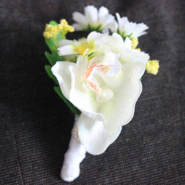 1 pieces artificial flowers father brother groom boutonniere man 1 pieces artificial flowers father brother groom boutonniere man flower pin brooch prom pin wedding flowers mightylinksfo