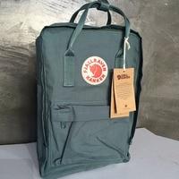 2018 Brand Designer Women Bags Genuine Leather Kanken Backpack Cowhide Travel School Bags For Girls Real
