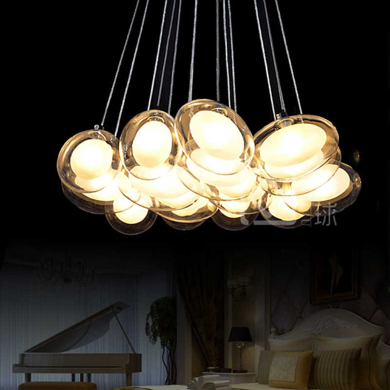 Ball Pendant Lighting Gl Shades