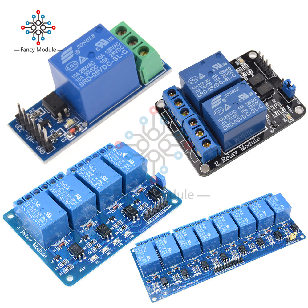 1 way with light 3.3v Relay Module Relay Board Brightness Control ModuleJL