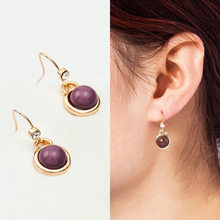 Hot Earings Fashion Jewelry Luxury Women Wedding Party Earring Trendy Style Unique Designed(China)