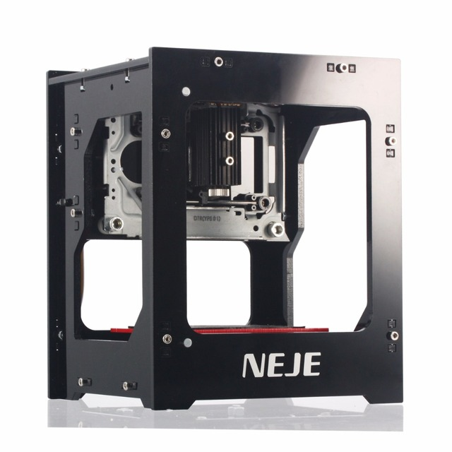 2018 Upgrade NEJE 1000mW cnc crouter cnc laser cutter mini cnc engraving machine DIY Print laser engraver High Speed Ad Baffles