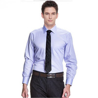 New Style And Design Men Suits Shirt Elegant Gentleman Formal Work Occasions Suits Shirt Long Sleeve