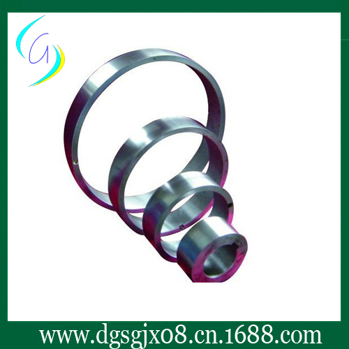 Tungsten carbide coated steel ring  drawing wire application tungsten carbide steel ring with wire drawing application