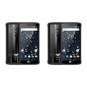 Image 2 - HOMTOM ZJI ZOJI Z9 Helio P23 IP68 مقاوم للماء 4G هاتف LTE الذكي ثماني النواة 5.7 بوصة 6GB RAM 64GB ROM 5500mAh كامل العصابات الهاتف المحمول