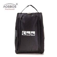 Aosbos 2017 Sports Bags Women Men Oxford Bag for Shoes Waterproof Lightweight Gym Sports Bag Duffel Travel Training Fitness Bag
