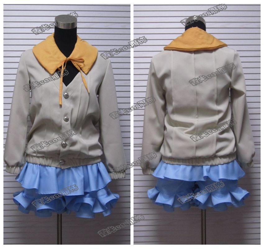 Anime Tokyo Ghoul fueguchi hinami Cosplay Costume Full Set