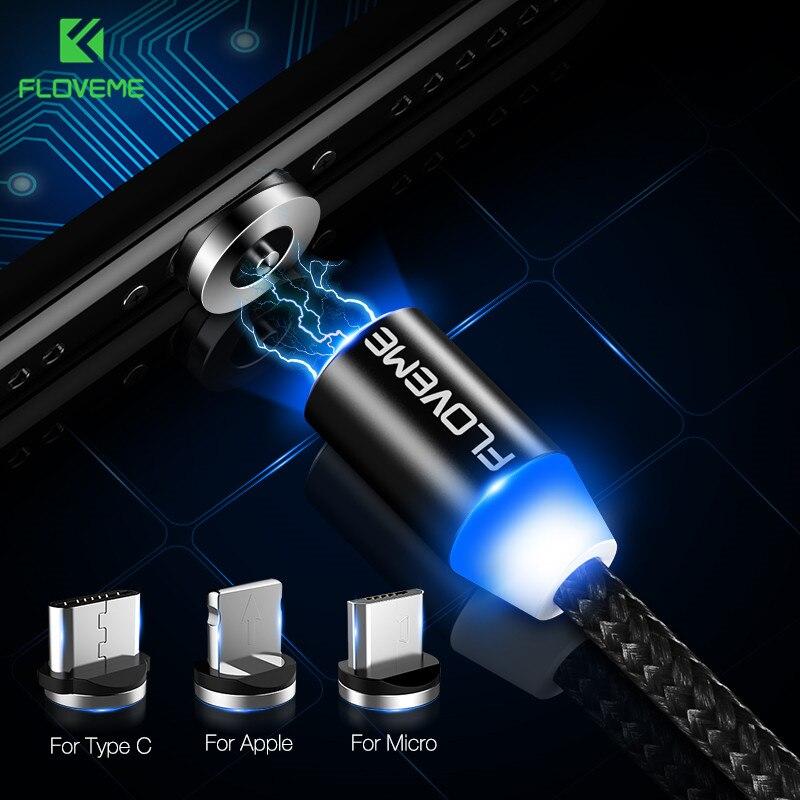 Магнитный <b>USB</b> кабель