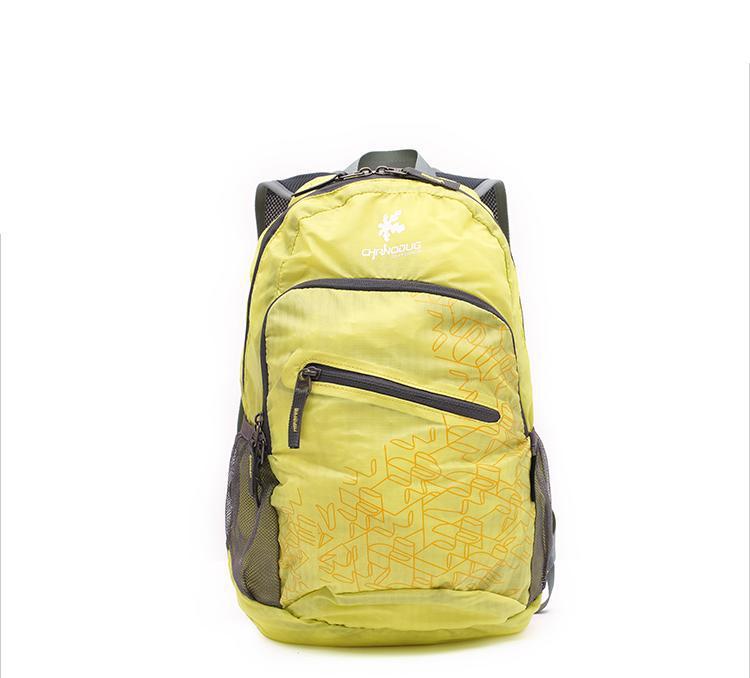 ФОТО Nylon out-door backpacks practical travel bag large capacity bag
