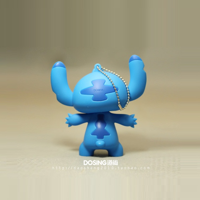 Animation Garage Kid Lilo & Stitch Collection Toys: Action Figure PVC Dolls Stitch Pendant Shaking Head Dolls Excellent Gifts