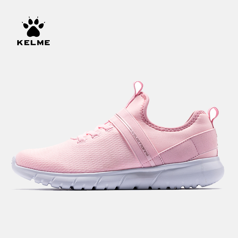 KELME Women s Sports Running Sneakers For Gym Training Jogging Running Shoes 6682021