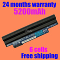 JIGU black Laptop battery for Acer Aspire One 522 722 D255 D260 D270 E100 AOD255 AOD260 AL10A31 AL10B31 AL10G31