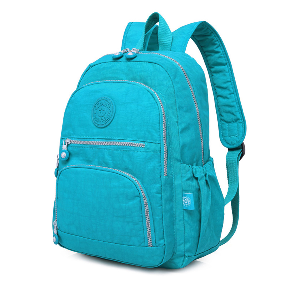 Female Travel Backpack Nylon Waterproof Casual Back Pack for Teenage Girls  Computer Backpack Large Capacity Bagpack for Women 38affc03f7