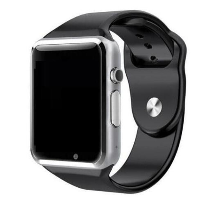 Image 2 - WristWatch A1 Bluetooth Smart Watch Sport Pedometer With SIM Camera Smartwatch For Android Smartphone Russia T15 good than GT08-in Smart Watches from Consumer Electronics
