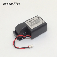 цена на 2pcs/lot New Original MR-BAT6V1SET MR-J4 6V PLC Battery Batteries 2CR17335A WK17 with Wire Leads For Mitsuishi