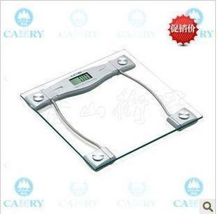 Mcp camry analog manual weighing scale 120kg, white: amazon. In.