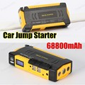 New 69800mAh Peak Car Jump Starter Mini Portable Emergency Car Battery Charger Power bank arrancador bateria