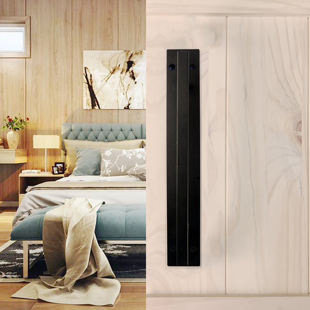 Us 35 0 Aliexpress Rustic Barn Door Handle For Interior Sliding Doors Pull From Reliable Handles Suppliers On Kin Made
