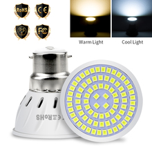 E27 Led 220V Spotlight E14 Corn Bulb GU10 Bombillas Spot Light Bulbs 4W 6W 8W B22 Ceiling Ampoule Home Decoration