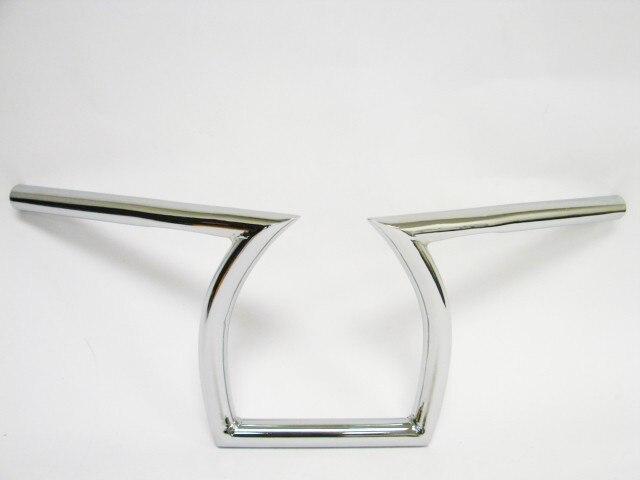 Freeahipping Chrome Arraste 25mm handle bar Guidão 1