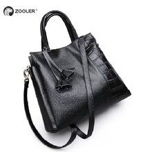 #926 zooler lcow 女性大トート本革エレガントなショルダーバッグハンドバッグオフィス女性トップハンドバッグ