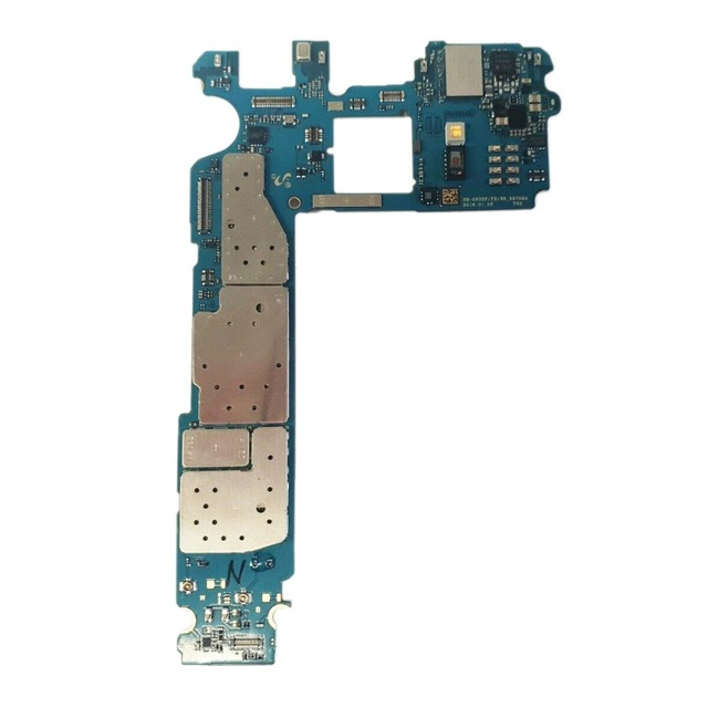 oudini UNLOCKED Original Unlocked For Samsung Galaxy S7 Edge G935F Motherboard work 100%