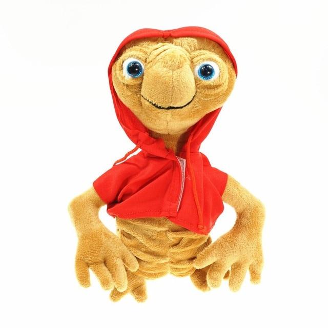Красная Одежда ET Плюшевые Игрушки 20 см Kawaii ET Мягкая Чучело Куклы Японии Аниме Плюшевые Игрушки Для Детей