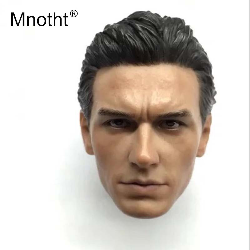 Mnotht Carving Head Toys 1:6 Scale Spider-Man 3 New Green Goblin Head Sculpt Model For 12in Action Figure Male Soldier m3 1 6 stairs batman robin detective blake joseph gordon blake head sculpt carving for hot toys body for 12phicen action figure