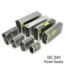 AC ל DC 24 v 5A 10A 15A 20A 30A 40A 100 w 120 w 150 w 200 w 240 w 350 w 500 w 600 w 720 w 800 w 1000 w Led אספקת חשמל עבור led תאורה