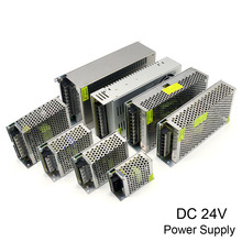 AC к DC 24 В 5A 10A 15A 20A 30A 40A 100 Вт 120 Вт 150 Вт 200 Вт 240 Вт 350 Вт 500 Вт 600 Вт 720 Вт 800 Вт 1000 Вт светодио дный Питание для светодио дный освещения
