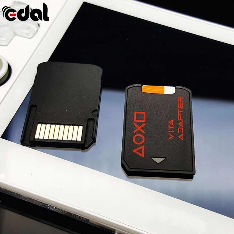 Cartão PSV Adaptador 3.60 Sistema De Micro TF Nova Versão 3.0 Proteção PSVITA Caso do Cartão de 256 gb TF Cartão Para jogo PSVita