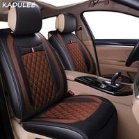KADULEE Автокресло Чехлы для mercedes w124 w212 lexus rx300 kadjar toyota avensis авто аксессуары автомобиль Стайлинг Автокресло Протектор