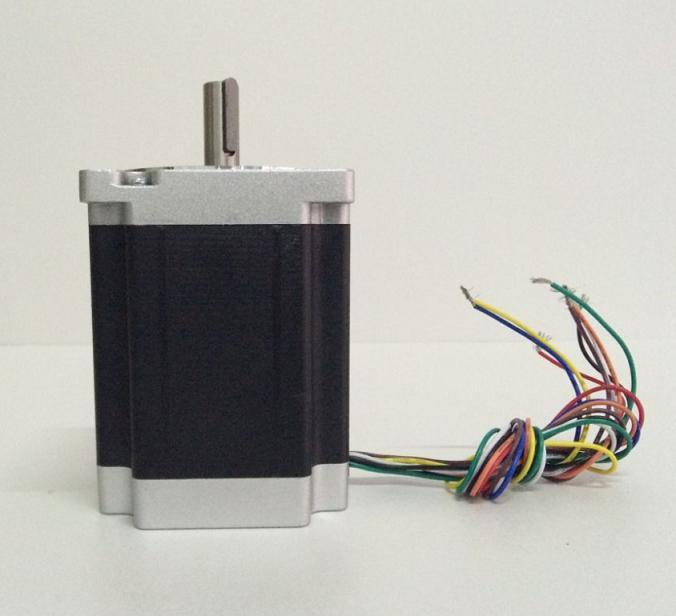 все цены на 1pc 1.8 degree Nema 34 stepper motor 86HS115-4208 with 8 wires/4.2A/3.78V/8.7N.M CNC Mill Cut Engraver /3D printer