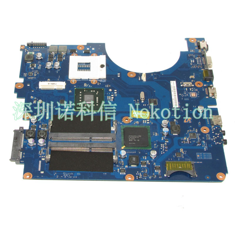NOKOTION BA92-06564A BA92-06564B BA41-01324A For samsung NP-RV510 RV510 Laptop motherboard DDR3 GL40 Mainboard excellent quality laptop motherboard for samsung np rv515 mainboard ba92 08334a ba92 08334b tested ok