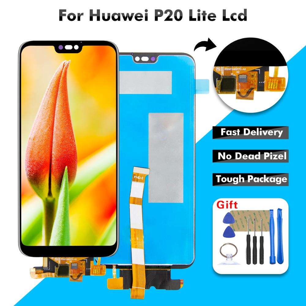 5.84 LCD For Huawei P20 Lite Nova 3e LCD Display Touch Screen Digitizer Assembly For Huawei ANE-LX1 ANE-LX3 LCD5.84 LCD For Huawei P20 Lite Nova 3e LCD Display Touch Screen Digitizer Assembly For Huawei ANE-LX1 ANE-LX3 LCD