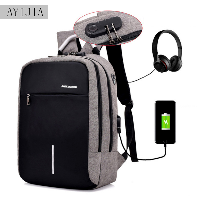 USBcharging backpack Anti theft Expandable Laptop Men Backpack Male Schoolbag Female Travel Business Backpacks Women College BagUSBcharging backpack Anti theft Expandable Laptop Men Backpack Male Schoolbag Female Travel Business Backpacks Women College Bag