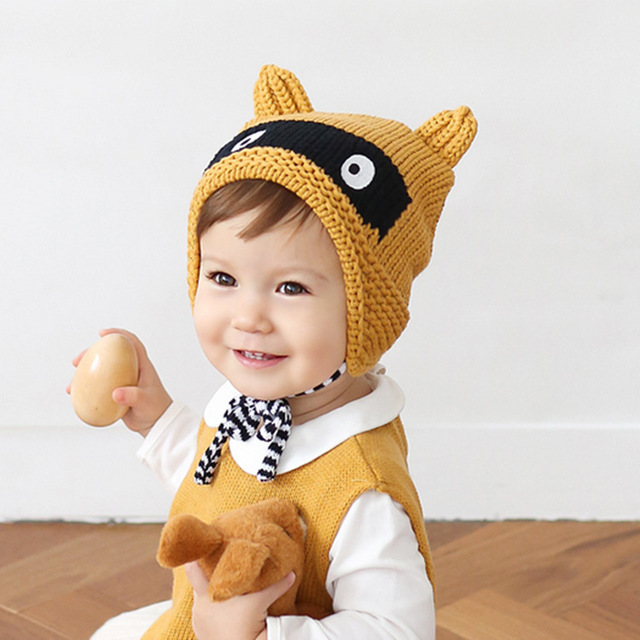 Free Crochet Patterns Hat Winter Child Beanie Baby Caps For Boys And