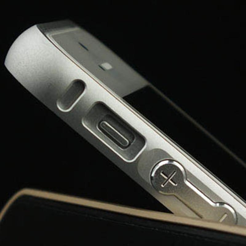 reputable site e11bd cdecf US $4.86  UltraThin Luxury Aluminum Bumper Case Metal Frame Protective For  Apple iPhone 5 5S iPhone5S Cover Capa Celular on Aliexpress.com   Alibaba  ...