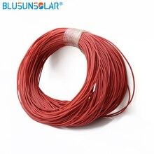 8AWG силиконовый провод кабель проводник для строительства луженая медь кабель высокая температура