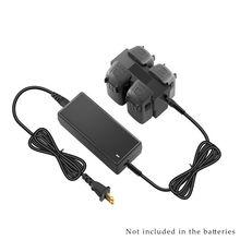 4 in 1 Battery Charger Digital display Split Charge board for DJI Spark Drone US/UK/EU/AU Plug