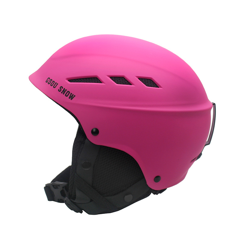 Men's and women's outdoor sports ski ski helmet earmuffs thickened adult