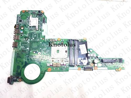 720691-501 for HP PAVILION 15-E 17-E 15 17 laptop motherboard DA0R75MB6C0 Free Shipping 100% test ok