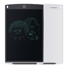 12 Inch LCD Handwriting Board Kids Scrawl Drawing Tablet For Home Office White