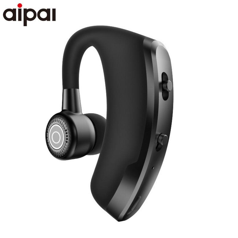 Leegoal V9 Handsfree Wireless Bluetooth Earphones Noise: Wireless Bluetooth Earphones V9 Handsfree Noise Cancelling