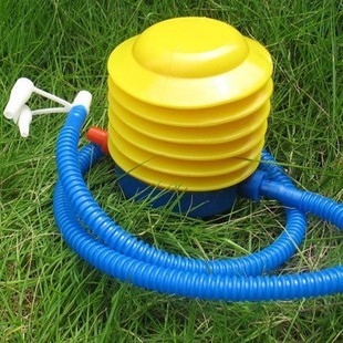 Foot pump inflatable tube swimming pool swimming ring pvc products Small inflationists