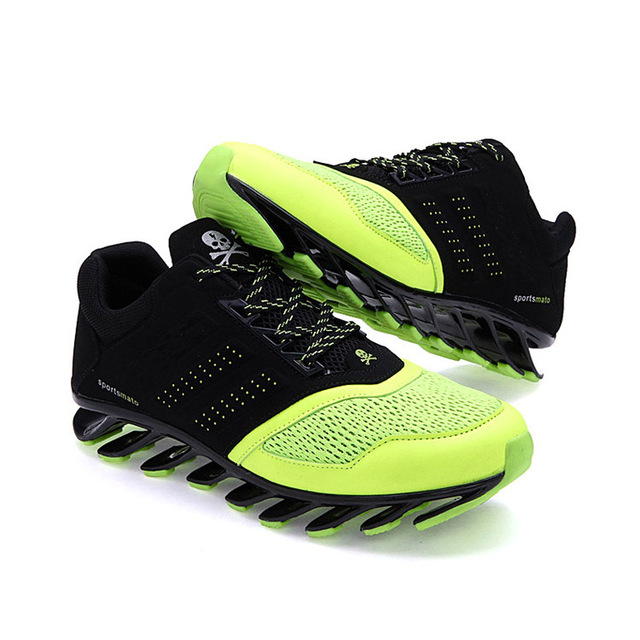2016 Spring Summer Breathable Mesh Sports Shoes New Design Blade Runner  Sneakers Men Women Couple Casual